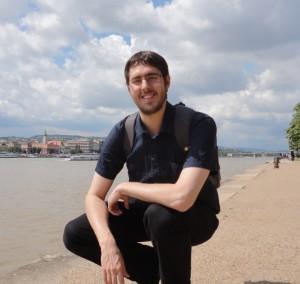 A Budapest, au mois de mai, le côté touristique!