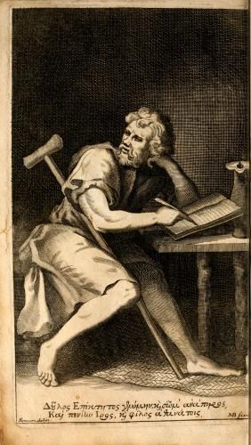 Epicteti_Enchiridion_Latinis_versibus_adumbratum_(Oxford_1715)_frontispiece