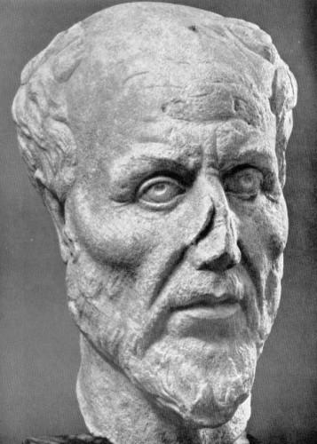 Buste de Plotin